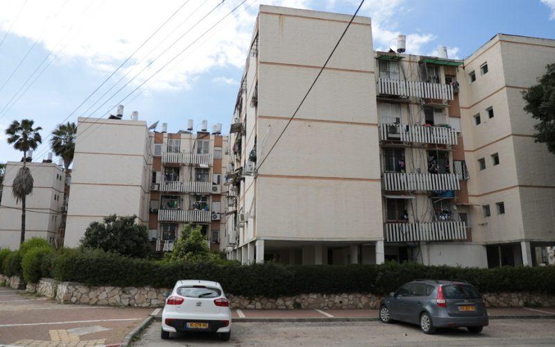 מתיחת פנים ברחובות מטרופוליס בונה 450 דירות חדשות בקרית משה